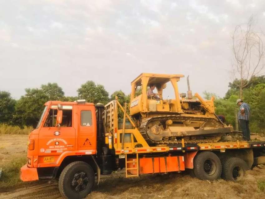 Vendo bulldozer D5 0