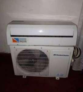 Vendo Aire Acondicionado split standard electric