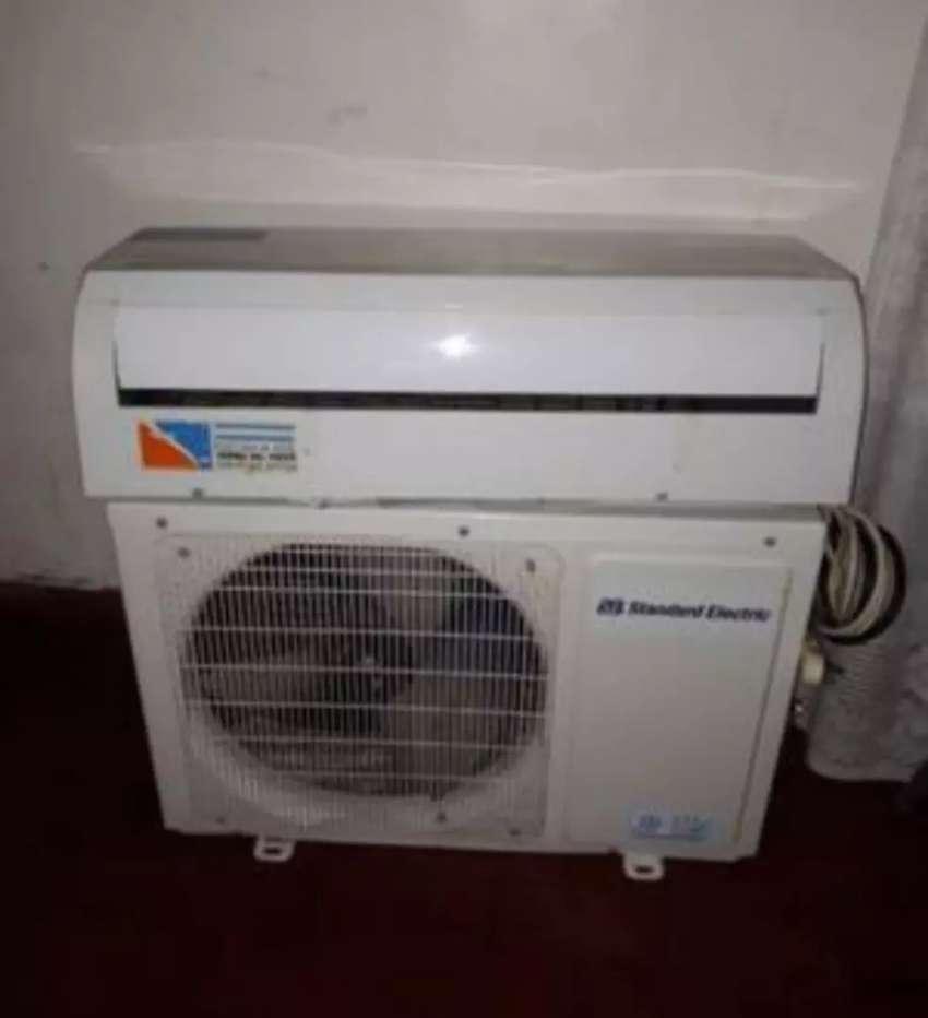Vendo Aire Acondicionado split standard electric 0
