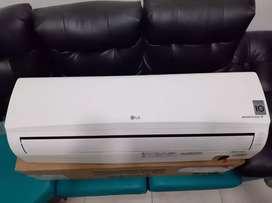 Vendo aires 12000 btu y 18000 btu inverter marca LG
