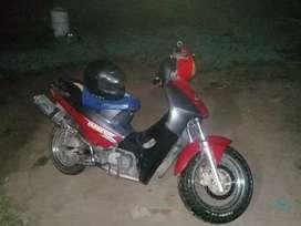 Permuto o vendo que hay por la moto