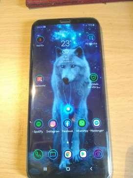 Samsung Galaxy S8+ excelente estado