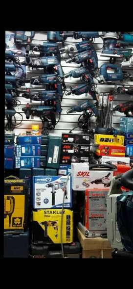Herramientas eléctrica  Bosch Dewalt Makita