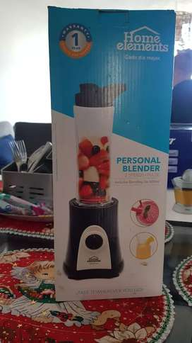 Personal Blender  Home Elements