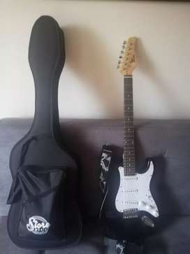 Guitarra Perzian Negra | Negociable