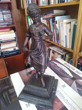 Escultura Bronce GORDILLO