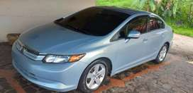 se vende honda civic perfectas condiciones