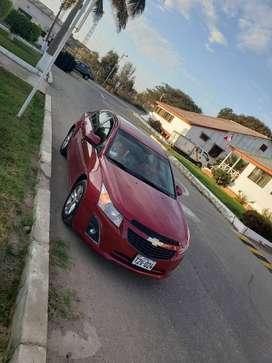 Vendo Conservado Chevrolet Cruze 2013- Uso particular.