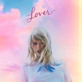 Taylor Swift - Lover Cd (sellado) Importado