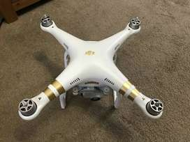 Dron Profesi nal Dj Phantom 3.