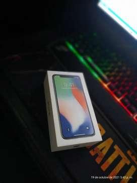 iPhone X Como nuevo excelente oportunidad!!!