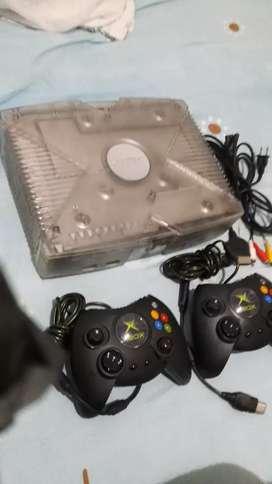 Xbox  cristal programado