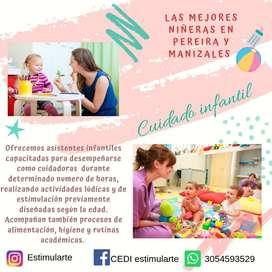 Niñeras Pereira Y Manizales