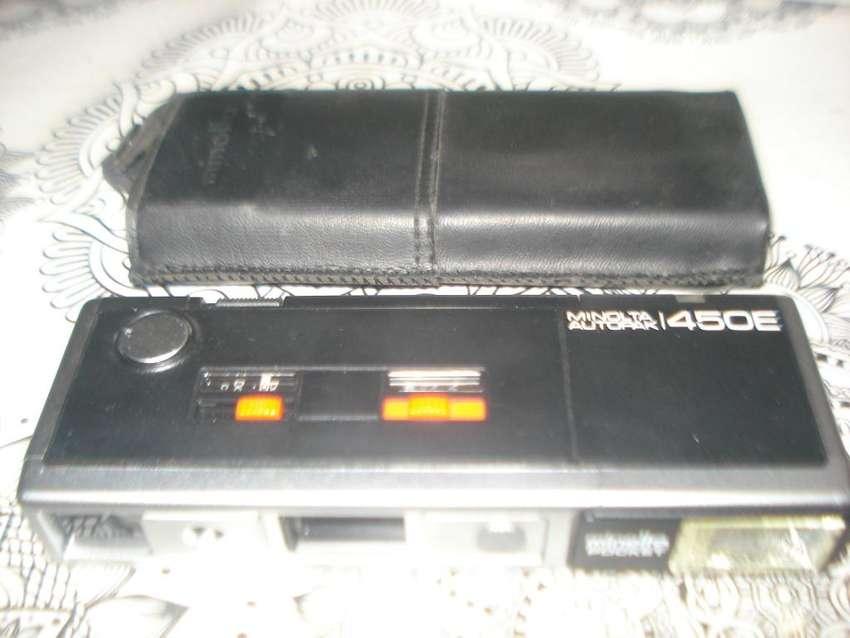 Camara De Fotos Minolta Autopak 450e A Revisar No Envio 0