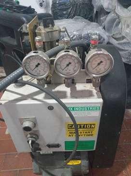 Compresor de oxigeno RIX industries