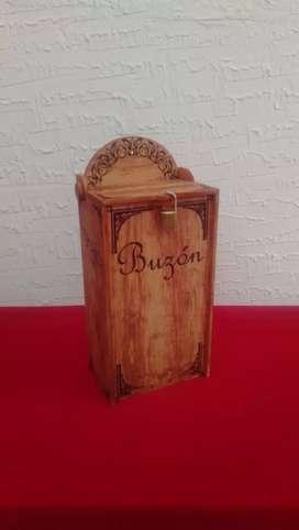 Buzón Vintage
