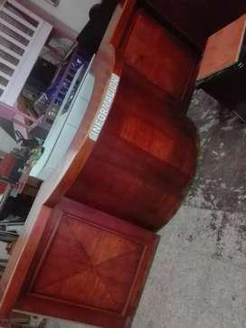 Barra de  madera en cedro