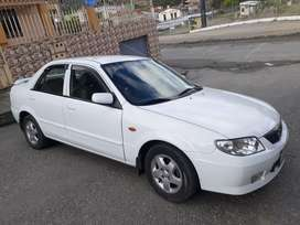 Mazda Allegro 2008
