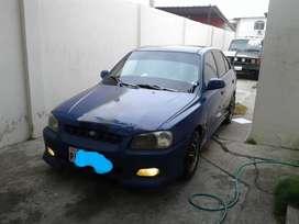 Se vende vehiculo Hyundai Verna 2002