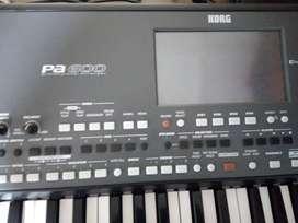 Vendo teclado Korg Pa 600