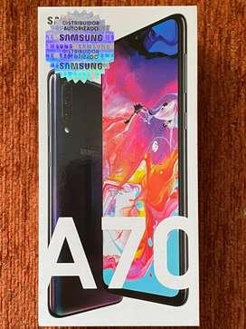 Samsung A70 Nuevo.