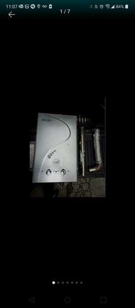 Antique Colombia vende o cambia calentador usado Excel de 8 lts