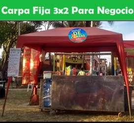CARPA LONA VERANO 3X2 IMPERMEABLE
