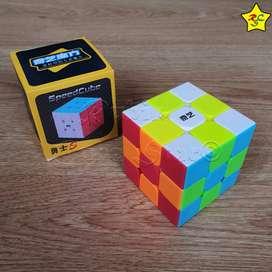 Cubo Rubik Warrior W 3x3 Qiyi Mofangge Speedcube