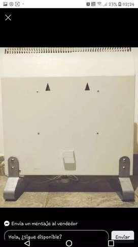 vendo panel calefactor cerámico semi nuevo hermoso andar