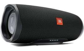 Parlante Bluetooth Jbl Charge 4 Sonido Perfecto Factura Garantia
