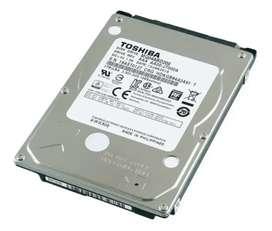 Disco duro 1 TB sata marca Toshiba para portátil interno