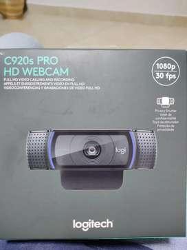 Logitech C920 pro HD