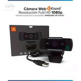 Camara kisonli 1080p
