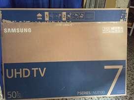"Vendo tv samsung 50"" 4k"