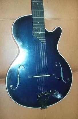 guitarra electroacustica nueva + forro