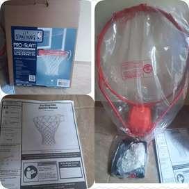 Aro y red de basket