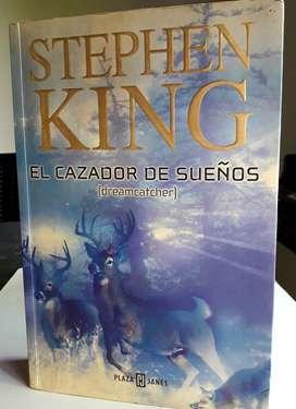 El cazador de sueños (dreamcatcher) Stephen King