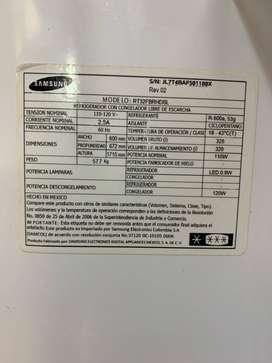 Nevera Samsung 320L