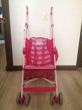 coche paseador MotherCare niña