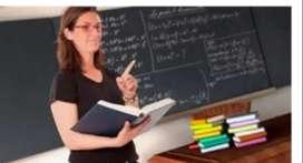 Se solicita profesora docente pedagoga para control seguimiento y refuerzo de tareas para niña de 5to año basica