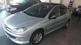 Peugeot 206 2007 xt premiun 1.616v
