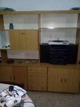 Vendo muebles varios por mudanza