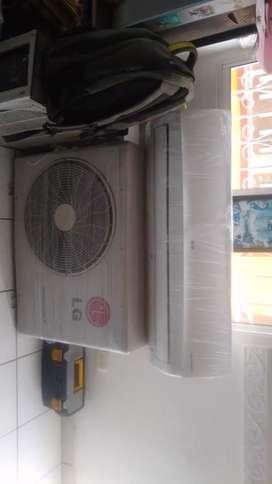 Se vende aire inverter de 24.000 BTU