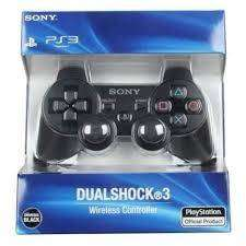 Control Sony Ps3 Inalambrico Play Station3 Dualshochock 3