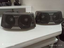 Parlantes Surround Sony Ss-rs155 (Leer Descripción)