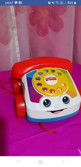 teléfono para bebé