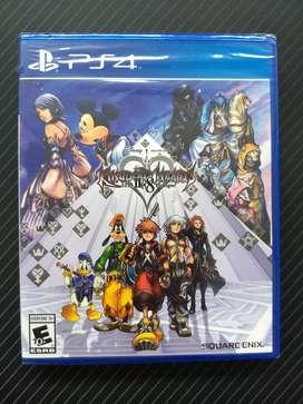 Kingdom Hearts 2.8 - Juego PS4 original, nuevo y sellado