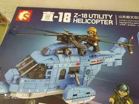 Lego helicóptero productos nuevos