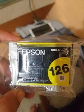Vendo cartuchos #126 epson