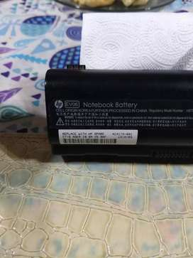 Vendo bateria Notebook HP Original
